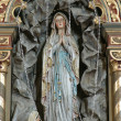 Royalty-Free Stock Photo: Our lady of Lourdes