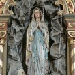 Stock Photo: Our lady of Lourdes
