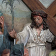 8th Stations of the Cross - Stock Photo