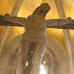 Jesus on the cross — Stock Photo #14275173
