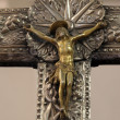 Jesus crucified on the cross — Stock Photo #14275975