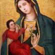 Stock Photo: Madonnand Child, Our Lady of Grace