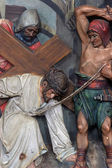 3rd Stations of the Cross — Stock Photo