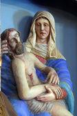 Pieta, Our Lady of Sorrows — Stock Photo
