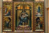聖母マリアの祭壇 — ストック写真