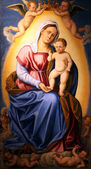 Madonna col bambino — Foto Stock