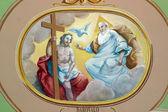świętej trójcy — Zdjęcie stockowe