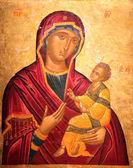 Vierge et l'enfant, notre dame des anges — Photo