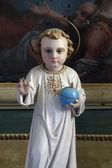Infant Jesus of Prague — Stock Photo