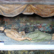 Jesus is laid in the Tomb — Stock Photo #15252135