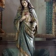 Stock Photo: Immaculate Heart of Mary