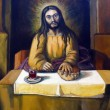 Stock Photo: Supper at Emmaus