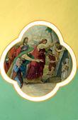 Lazarus'un yükselterek — Stok fotoğraf