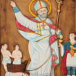 Stock Photo: Saint Nicholas