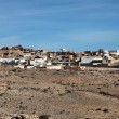 Arab village of Matmata in Southern Tunisia in Africa — Stock Photo