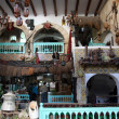 Interior of arabic coffee bar, Sousse, Tunisia — ストック写真