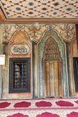 Aladza pintado mezquita, tetovo, macedonia — Foto de Stock
