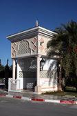 Tunisian traditional architecture — Stock Photo