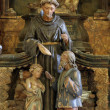 Saint Anthony of Padua — Stock Photo #15322371