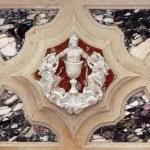 Jesus, detail of altar — Stock Photo #15325547