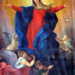 Stock Photo: Assumption of the Virgin Mary