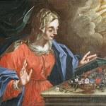 Virgin Mary, The Annunciation — Stock Photo #15328873