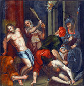 Flagellation of Christ — Stock Photo