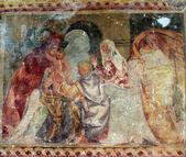 Presentación de jesús en el templo — Foto de Stock