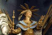Assumption of Mary — Stock Photo