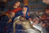 Sept douleurs de la bienheureuse vierge marie — Photo