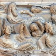 Стоковое фото: Notre Dame Cathedral, Paris Last Judgment Portal