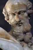 Statue of apostle St Paul — Zdjęcie stockowe