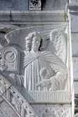 Temperantia、ナウシカア サクレクール寺院、パリ — ストック写真