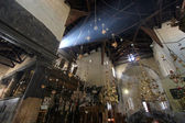 Bethlehem Basilica of the Nativity — Stock Photo