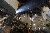 Bethlehem Basilica of the Nativity — Stock Photo