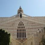 Basilica of the Annunciation, Nazareth, Israel — Stock Photo