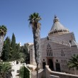 Basilica of the Annunciation, Nazareth, Israel — Stock Photo