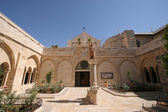Church of St. Catherine, Bethlehem — Stock Photo