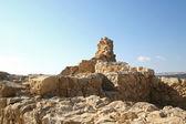 Twierdza masada w izraelu — Zdjęcie stockowe