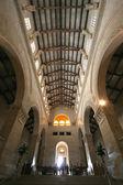 Bazilika, başkalaşım, mount tabor, galilee, i̇srail — Stok fotoğraf