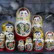 Stock Photo: Russian toy - babushka