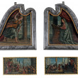 Постер, плакат: The polyptych of St Lawrence