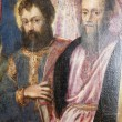 Saint Paul and Saint Andrew - Stock Photo
