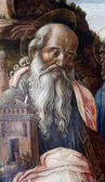 Saint Jerome — Stock Photo