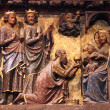 Nativity Scene, Adoration of Magi — Stock Photo #18060233