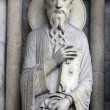 Saint Paul, Notre Dame Cathedral, Paris — Stock Photo #18072135