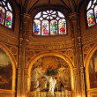 Постер, плакат: Saint Eustache Church Paris