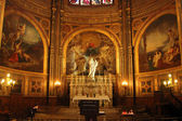 St. Eustache church in Paris, France. — Stockfoto