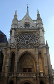 La Sainte-Chapelle, Paris — Stock Photo