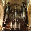 Organ, Saint Etienne du Mont Church, Paris. — Stock Photo #18081053